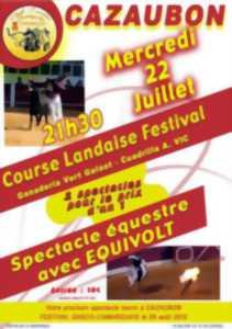 1b71c61da43c Gers - -1 Courses à pied - SPECTACLE TAURIN   ÉQUESTRE - Agenda ...