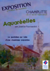 EXPOSITIONS À L'OFFICE DE TOURISME DE CHAMPLITTE