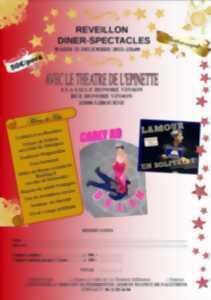 12f20cb0c35 Gironde - Fête Patrimoine - Culture - Réveillon Dîner spectacle ...