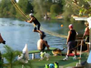 Session initiation wake board