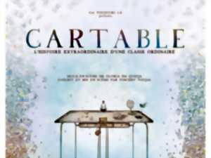 Cartable. Comédie du Collectif Cliffhanger
