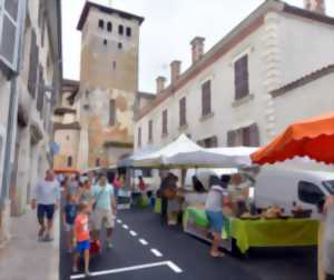 Marché traditionnel et fermier