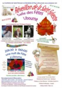 21b639fd54e Gironde - Fête - Réveillon de la Saint-Sylvestre - Agenda Libourne 33500