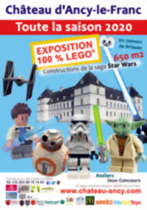 Exposition 100 % Lego Star Wars