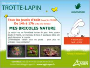 Mes bricoles nature