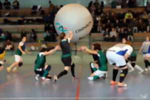 Journée de championnat de France de Kin-ball