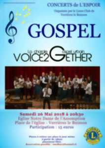 Gospel Urbain « Voice2gether »