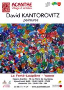 David Kantorovitz