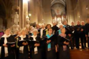 Chorale Sylvia reçoit Vocal'ise. Concert commun contre le cancer.