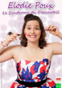 SPECTACLE - ELODIE POUX