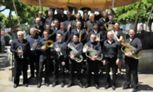 Animation musicale avec l'euskal brass band
