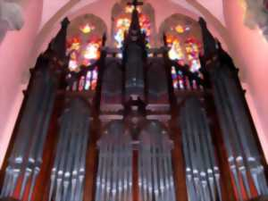 LA ROUTE DES ORGUES - CONCERT D'ORGUE ET CHANT