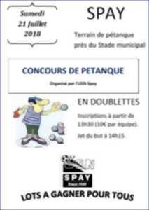 Sarthe   Manifestation culturelle   Concours pétanque   Agenda