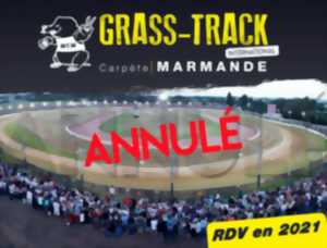 Grass-Track International - ANNULÉ