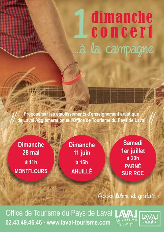 Mayenne jazz blues concert ap ro jazz avec le laval agglo orchestra agenda - Office du tourisme lavaur ...